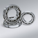 NSK YZ125 Front Wheel Bearings '99-'08